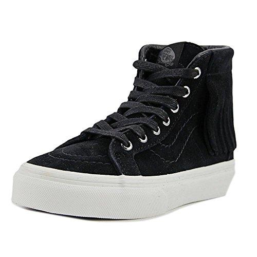 black VANS MOC Chaussures SK8 HI suede UY Enfants wXnXrTq0S