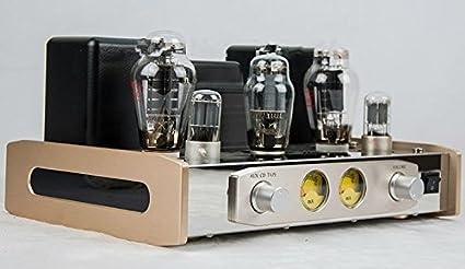 GOWE amplificador de válvulas de una sola terminal amplificador NUEVA 2 A3 C HIFI amplificador 6