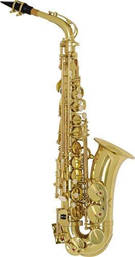 Etude EAS-100 Student Alto Saxophone Lacquer