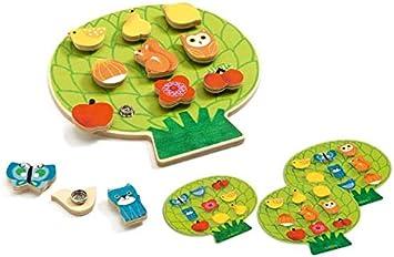 Djeco Juego Educativo ClipaClip (31662), Multicolor (1): Amazon.es: Juguetes y juegos