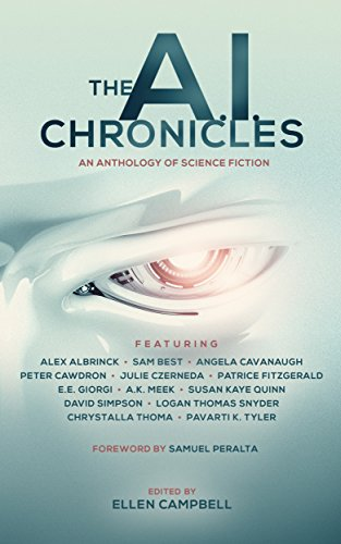 book cover of The A.I. Chronicles