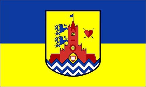 magFlags Large Flag Mürwik | Mürwik-Fahne; nicht offiziell; Fahne hochgeladen in der hohen -Qualität Siehe Originaldatei | landscape flag | 1.35m² | 14.5sqft | 90x150cm | - Siehe