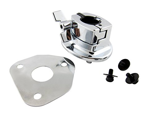Goedrum Bass Drum Tom Mount Bracket with Screws and Base Plate