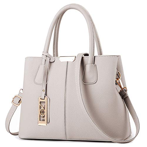 (COCIFER Women Top Handle Purses and Handbags Designer Satchel Shoulder Bag Tote Bags)