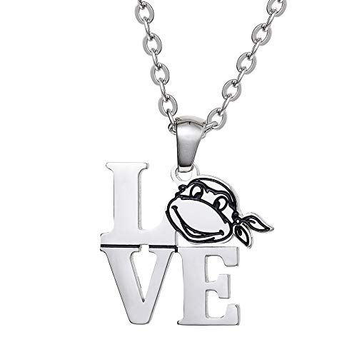 Nickelodeon Teenage Mutant Ninja Turtles' Stainless Steel Love