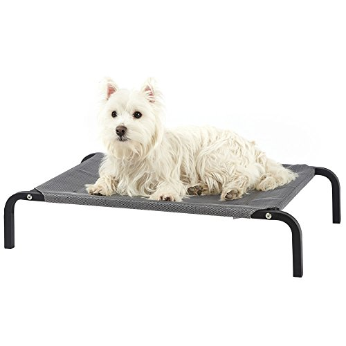 Bunty Elevated Canine Mattress Moveable Waterproof Out Of