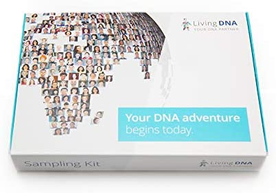 Living DNA - Your Ancestry Adventure Kit