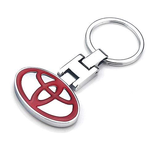 [해외]빌젼 3D 자동차 로고 키 체인 양면 합금 금속 자동차 열쇠 고리 키 체인 액세서리 선물 상자 / VILLSION 3D Car Logo Keychain Double Sided Alloy Metal Auto Car Keyring Key Chain Accessories with Gift Box