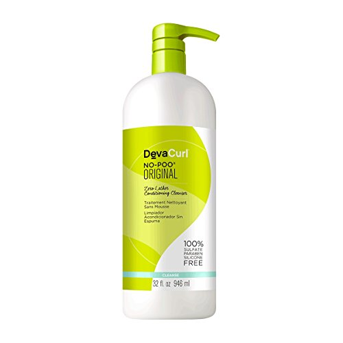 Hair Perm Your (Devacurl No-Poo Original Cleanser; 32oz)