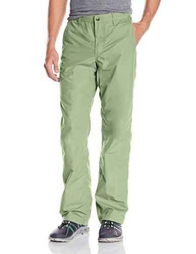 Mountain Khakis Men's Poplin Relaxed Fit Pants, Sage, Size 36 x (Convertible Poplin Pant)