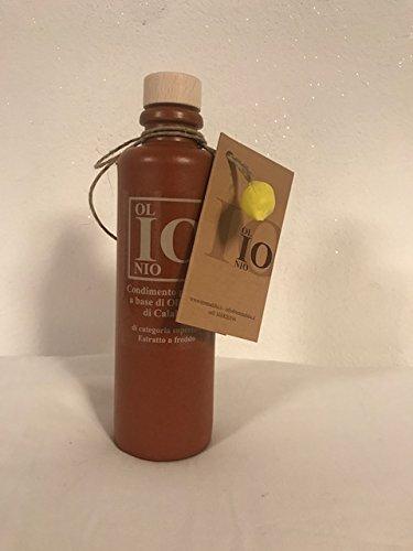 """Olio Ionio Prestige""""Tenuta Dalia"""" - Condimento al Limón con Aceite Extra Virgen Superior"""