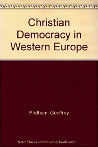 Christian Democracy in Western Europe
