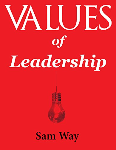 Values of Leadership: Values of Highly Effective Leaders