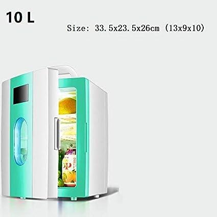 Amazon.es: WYJW Mini refrigerador Compacto, Sistema termoeléctrico ...
