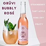 Gruvi Non-Alcoholic Beer and Wine Variety