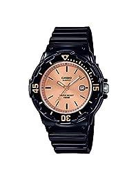 CASIO LRW-200H-9E2VEF - Reloj analógico de cuarzo para mujer con correa de resina