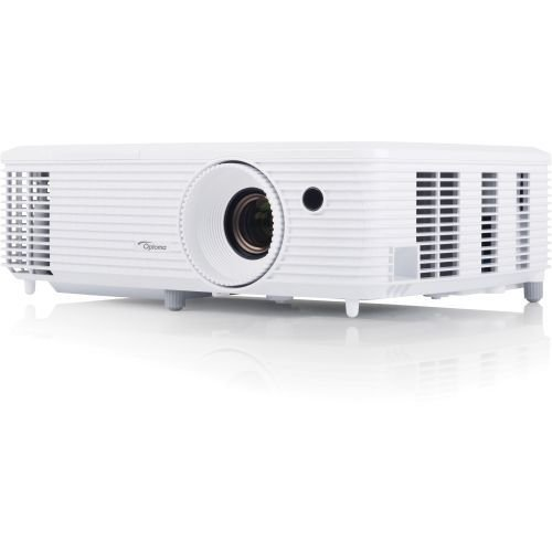 Optoma HD27 HD27 DLP 3D Projector 3200L 1080P 1920X1080 25K:1 HDMI 5.5LB 1-Year Warranty