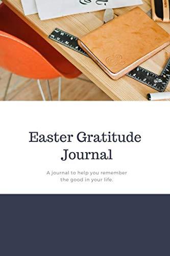 Easter Gratitude Journal -