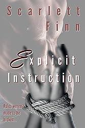 Explicit Instruction (English Edition)