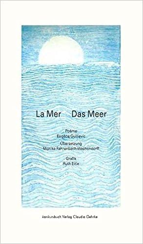 Das Meer Gedichte Dt Franz Livre En Allemand