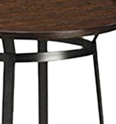 Ashley Furniture Signature Design Challiman Round Dining Room Bar Table