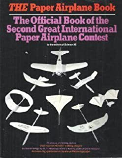 the ultimate paper airplane a fireside book amazon co uk richard