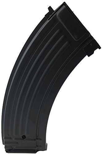 SportPro 600 Round Metal High Capacity Magazine for AEG AK47 AK74 Airsoft – Black