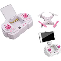 Mini Q uadcopter Drone with Camera hd Live video Can be Folded Pocket Mini Quad Hexlicopter with Camera