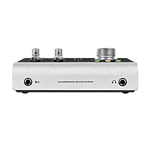 Audient iD14 10-in/4-out USB Desktop Audio Interface with 1 Year EverythingMusic Extended Warranty Free