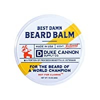Duke Cannon Beard Balm, 1.6 Ounce
