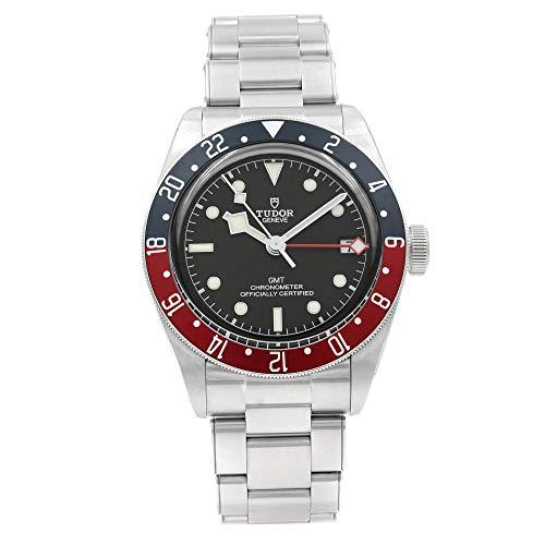 Reloj para hombre Tudor Black Bay GMT rojo azul Pepsi M79830RB-0001: Tudor: Amazon.es: Relojes
