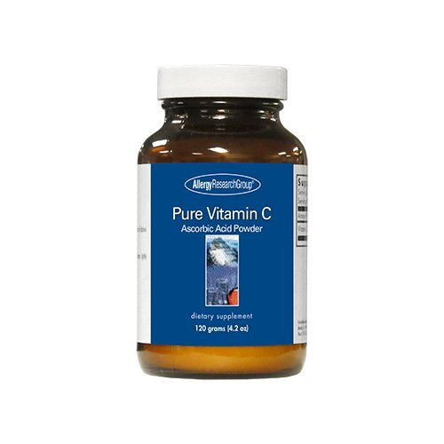 Allergy Research Group - Pure Vitamin C Powder 120 g