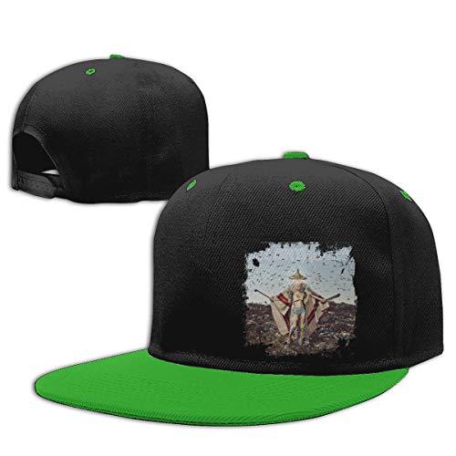 LEILEer Die Antwoord Mount Ninji and Da Nice Time Kid Unisex Contrast Hip Hop Baseball Cap -