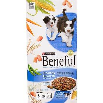 Amazoncom Purina 178215 Beneful Healthy Growth Puppy Food 311 Lb