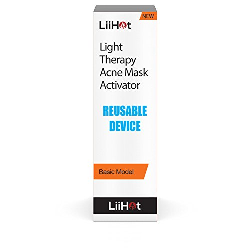 Blue Led Acne Light in Florida - 5