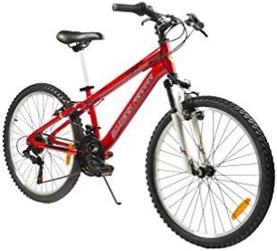 SCUDERIA FERRARI Bicicleta MTB Pro 20 6 Speed Rojo: Amazon.es ...