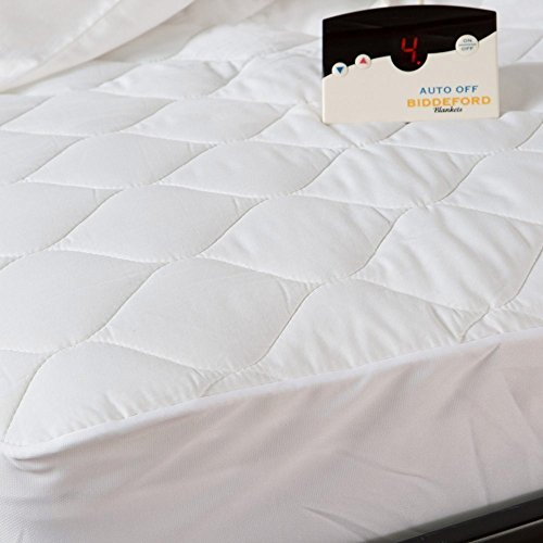 (Pure Warmth 5201-5051RM-100 Electric Heated Mattress Pad Full)