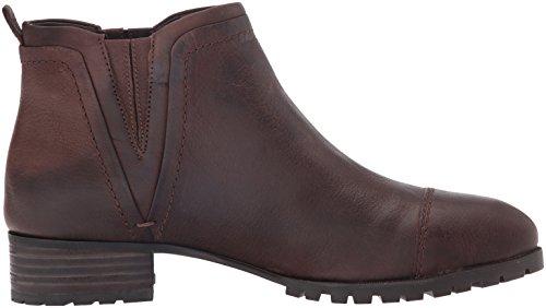 timeless design 327a1 83ae1 ... Nine West Frauen Stiefel Dark Brown
