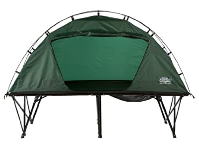 Kamp-Rite Compact Extra-Large Tent Cot, 44x10x10-Inch