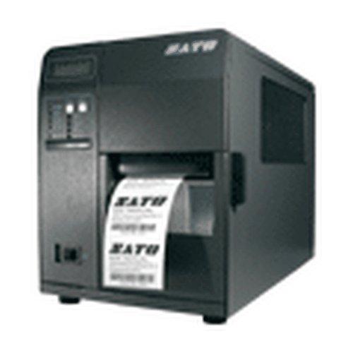 - Sato WM8420241 Series M84PRO Industrial Thermal Printer, 203 dpi Resolution, 10 ips Print Speed, Ethernet Interface with Dispenser, DT/TT, 4.1
