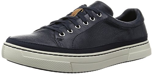 Clarks Scarpe Stringate Uomo Leather Lace Blu Ballof Navy rzEwaz