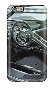Hot Tpu Cover Case For Iphone/ 6 Case Cover Skin - Porsche 918 Spyder 19