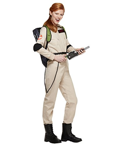 Adult Women's Ghostbusters Jumpsuit Costume