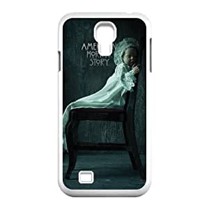 ALICASE American Horror Story Diy Case Shell Cover For Samsung Galaxy S4 i9500 [Pattern-2]
