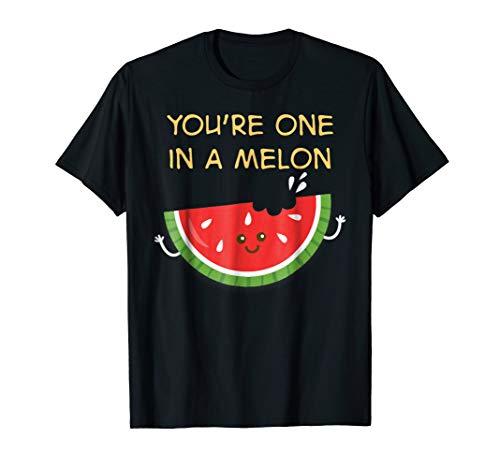 Watermelon Shirt Womens Mens Girls Boys Kids Best Cute Funny -