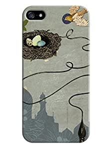 iphone accessory Case For Sam Sung Note 2 Cover Creative Collage Arts #1