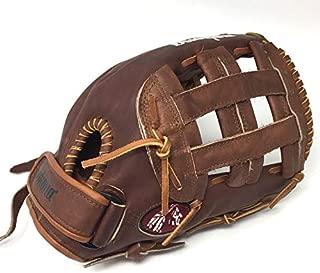 product image for Nokona Walnut Softball Glove W-V1250H H Web Right Hand Throw