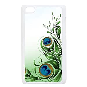 Ipod 4 case,Peacock Ipod 4th cases,Ipod Touch 4 4th Generation case