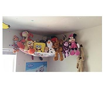 Amazon Com Powkoo Toy Hammock For Stuffed Animal Toy Storage