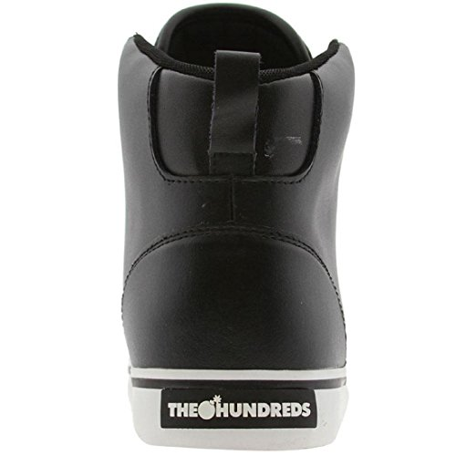 The Hundreds Hombres Riley High Leather (negro)